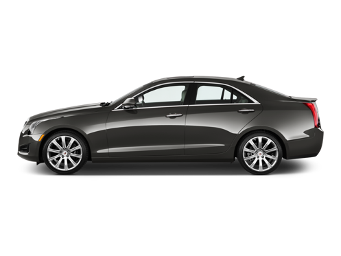 Slide 1 of 20: 2014 Cadillac ATS