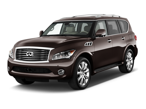 Slide 1 of 22: 2013 Infiniti QX