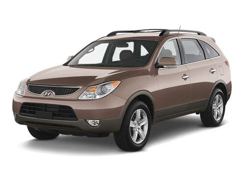 Slide 1 of 22: 2011 Hyundai Veracruz