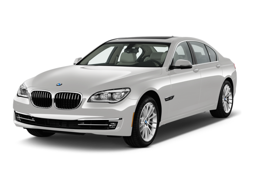 Slide 2 of 32: 2014 BMW 7 Series
