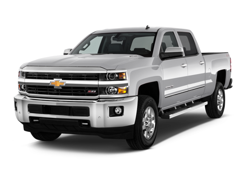 Slide 1 of 20: 2016 Chevrolet Silverado 2500HD