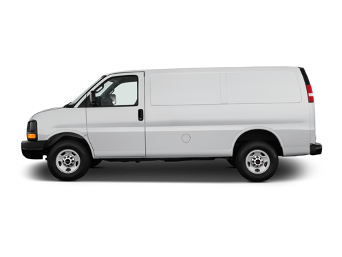 Slide 1 of 22: 2016 GMC Savana Cargo