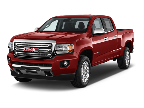 Slide 1 of 16: 2016 GMC Canyon