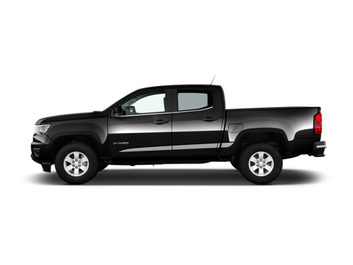 Slide 1 of 16: 2015 Chevrolet Colorado