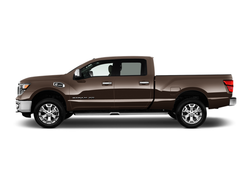 Slide 1 of 20: 2016 Nissan Titan XD