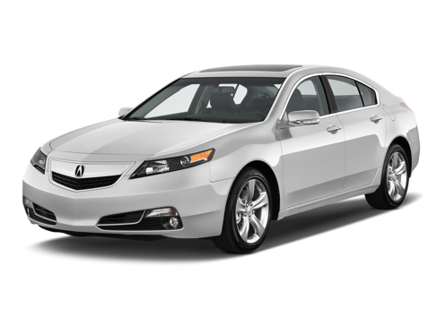 Slide 1 of 12: 2014 Acura TL