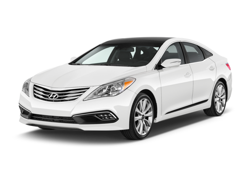 Slide 1 of 12: 2016 Hyundai Azera