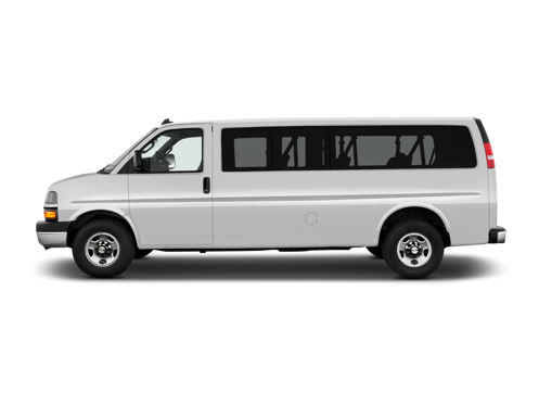 Slide 1 of 16: 2016 Chevrolet Express Passenger