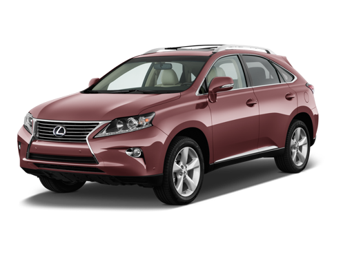 Slide 1 of 18: 2015 Lexus RX