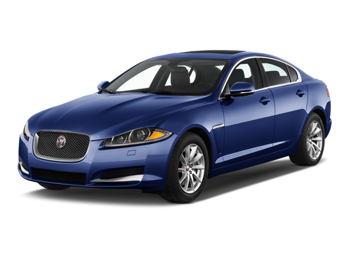 Slide 1 of 22: 2015 Jaguar XF