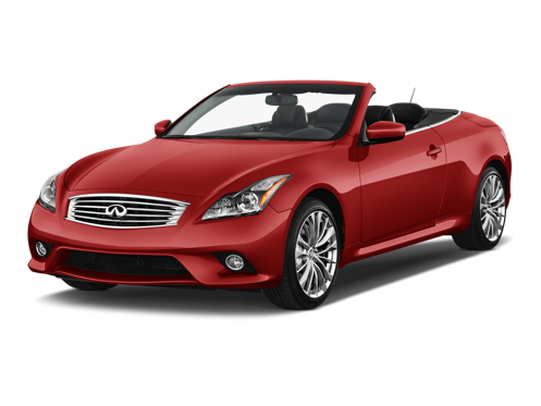 Slide 1 of 16: 2013 Infiniti G Convertible