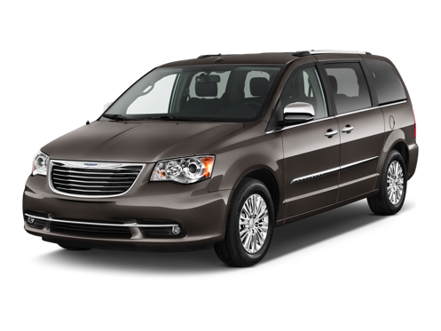Slide 1 of 16: 2015 Chrysler Town & Country