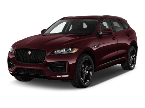 Slide 1 of 28: 2017 Jaguar F-PACE