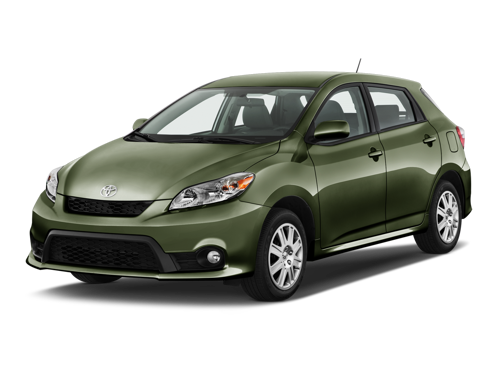 Slide 1 of 14: 2011 Toyota Matrix