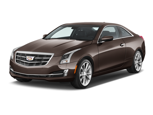 Slide 1 of 18: 2016 Cadillac ATS Coupe