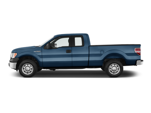 Slide 2 of 54: 2013 Ford F-150
