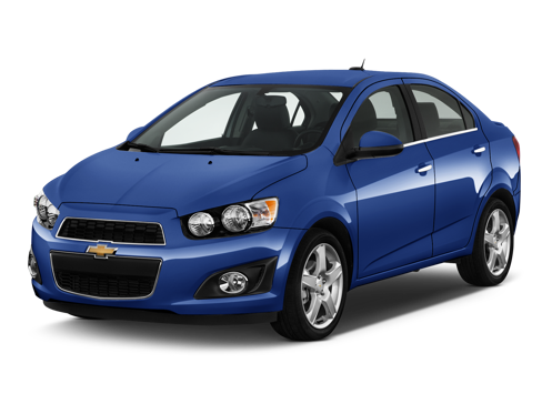 Slide 1 of 18: 2016 Chevrolet Sonic
