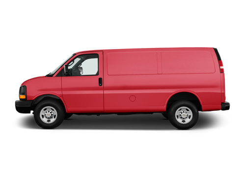 Slide 1 of 20: 2016 Chevrolet Express Cargo