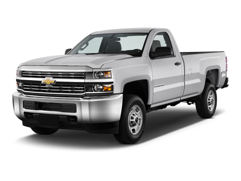 Slide 1 of 18: 2016 Chevrolet Silverado 2500HD