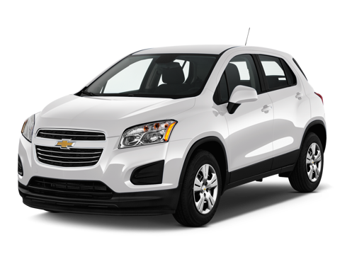 Slide 1 of 10: 2016 Chevrolet Trax