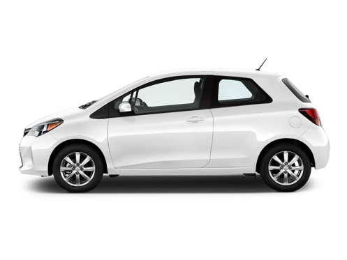 Slide 1 of 12: 2015 Toyota Yaris