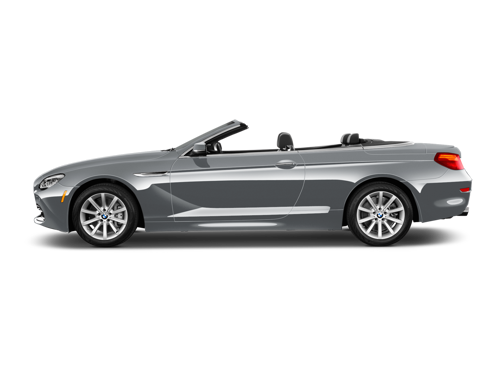 Slide 1 of 34: 2017 BMW 6 Series Convertible