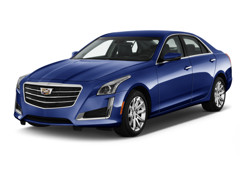 Slide 3 of 18: 2015 Cadillac CTS Sedan