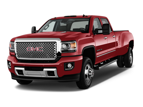 Slide 2 of 14: 2015 GMC Sierra 3500 Denali HD