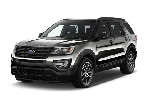 Slide 1 of 10: 2016 Ford Explorer