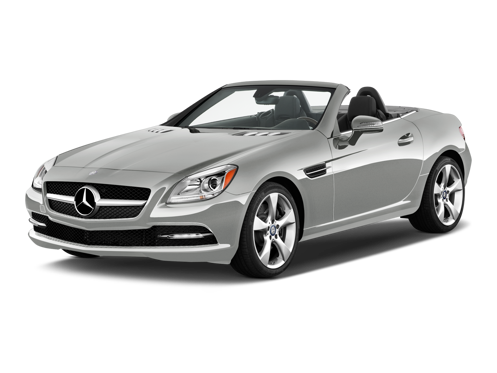 Slide 1 of 26: 2013 Mercedes-Benz SLK-Class