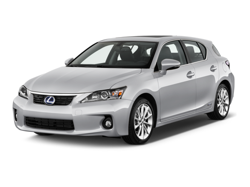 Slide 1 of 16: 2013 Lexus CT