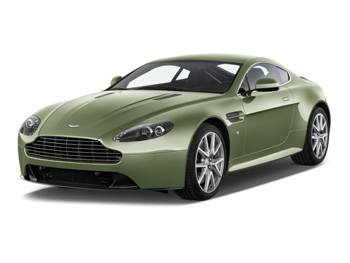 Slide 1 of 46: 2014 Aston Martin V8 Vantage
