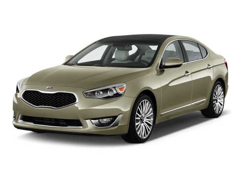 Slide 1 of 12: 2014 Kia Cadenza