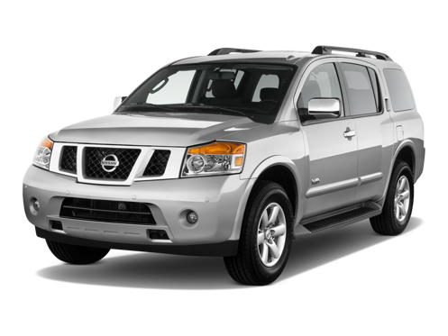 Slide 1 of 28: 2013 Nissan Armada