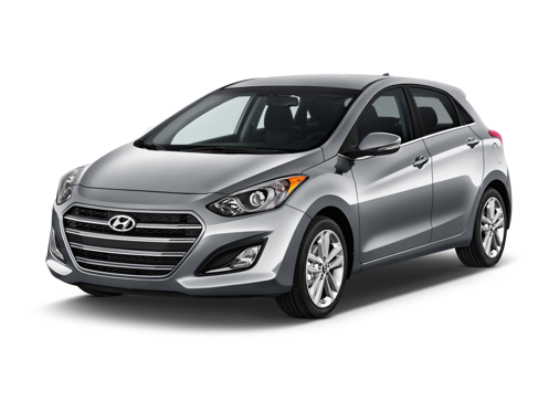 Slide 1 of 12: 2016 Hyundai Elantra GT