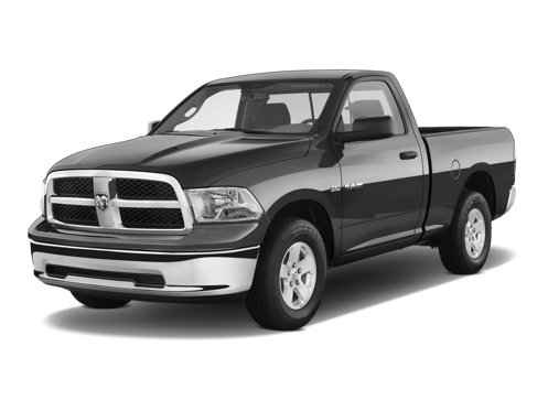 Slide 1 of 32: 2010 Ram 1500 Pickup
