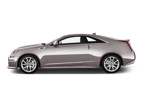 Slide 1 of 18: 2014 Cadillac CTS-V Coupe
