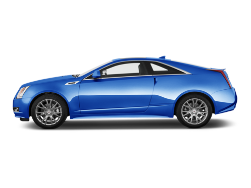 Slide 1 of 20: 2014 Cadillac CTS Coupe