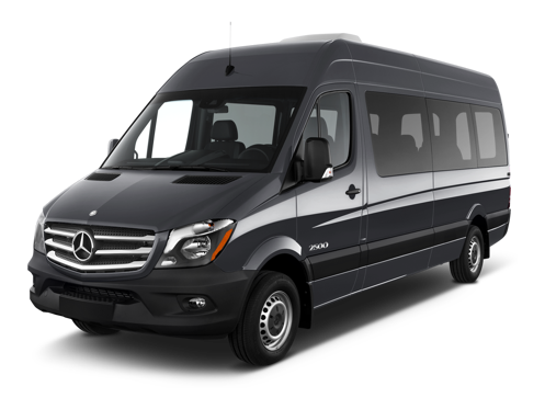 Slide 1 of 48: 2014 Mercedes-Benz Sprinter Passenger Van