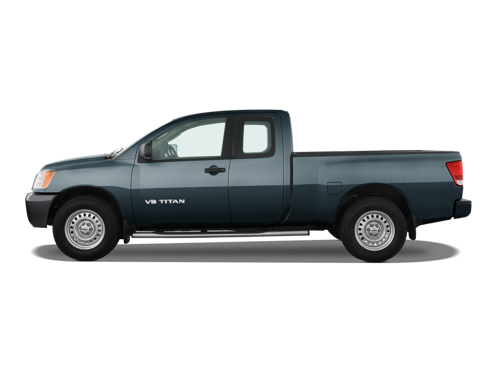 Slide 1 of 18: 2014 Nissan Titan