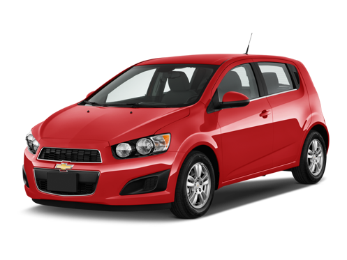 Slide 1 of 20: 2016 Chevrolet Sonic