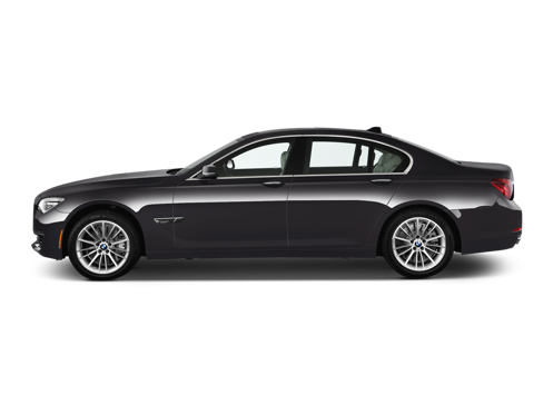 Slide 1 of 40: 2013 BMW 7 Series