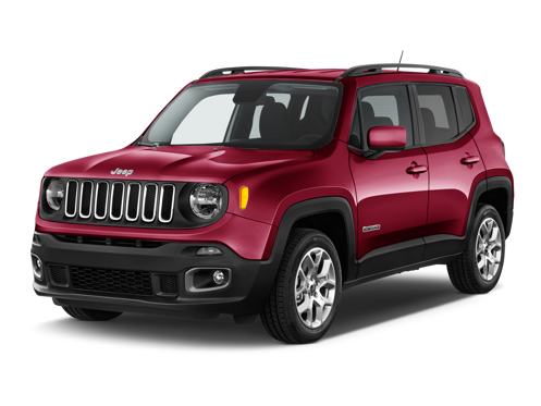 Slide 2 of 20: 2015 Jeep Renegade