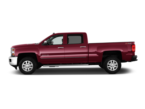 Slide 2 of 20: 2015 Chevrolet Silverado 2500HD