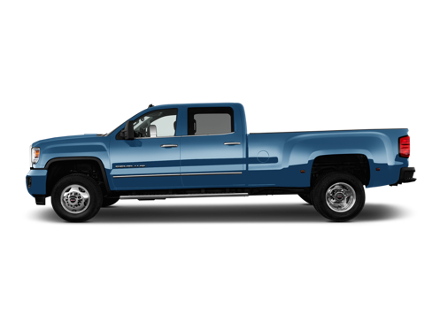 Slide 1 of 14: 2015 GMC Sierra 3500 Denali HD