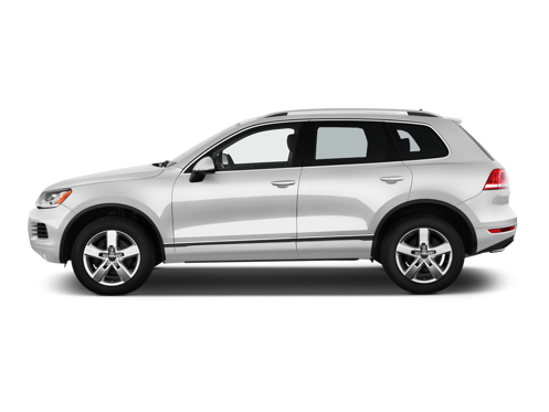 Slide 1 of 16: 2012 Volkswagen Touareg