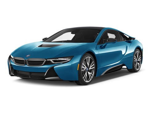Slide 1 of 10: 2014 BMW i8