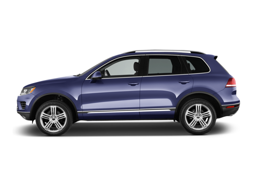 Slide 1 of 16: 2016 Volkswagen Touareg