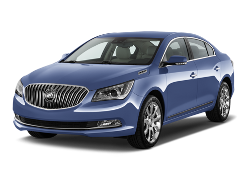 Slide 1 of 20: 2016 Buick LaCrosse