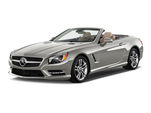 Slide 1 of 26: 2015 Mercedes-Benz SL-Class